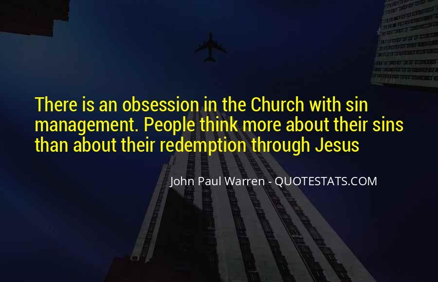 John Paul Warren Quotes #1439108