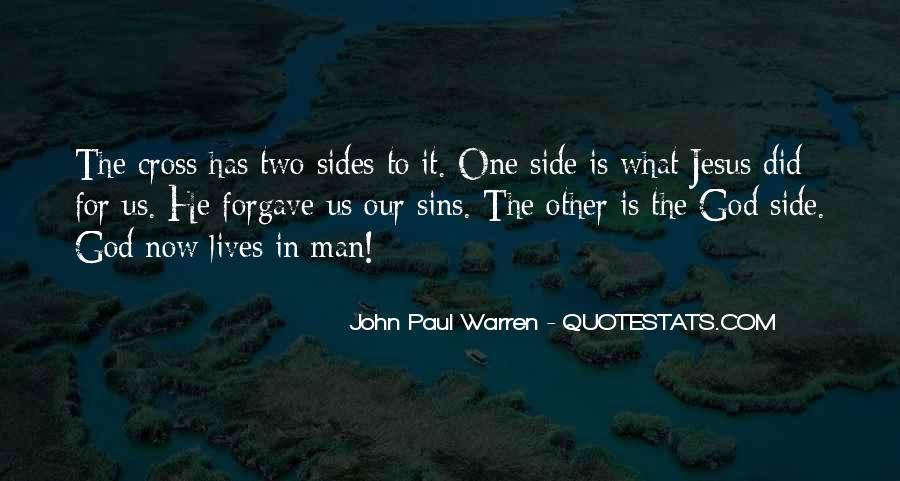 John Paul Warren Quotes #1508639