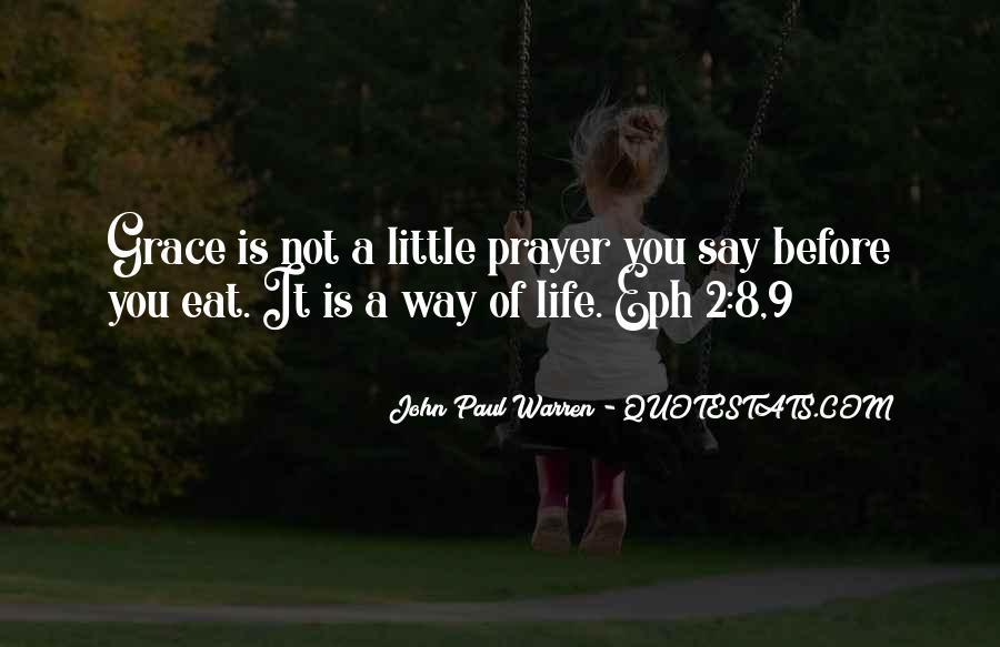 John Paul Warren Quotes #1664705