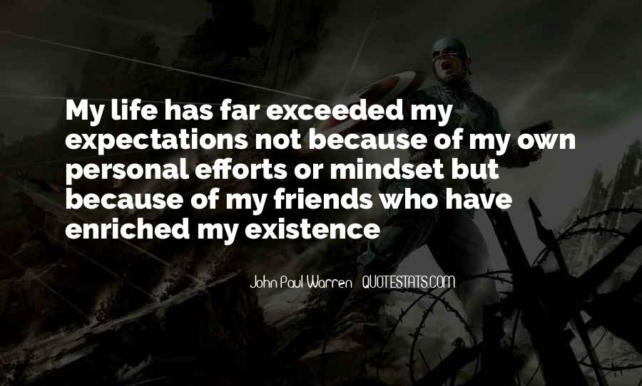 John Paul Warren Quotes #1704131