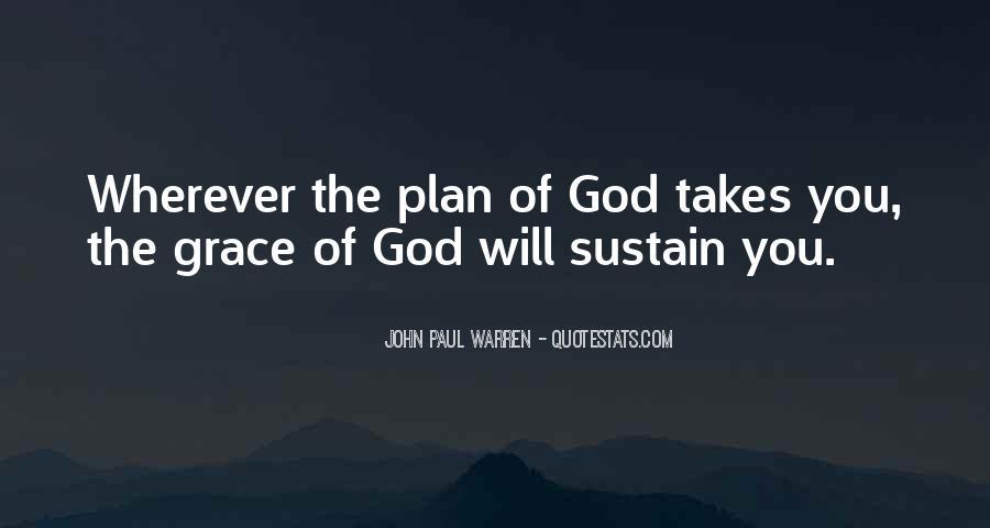 John Paul Warren Quotes #1835651