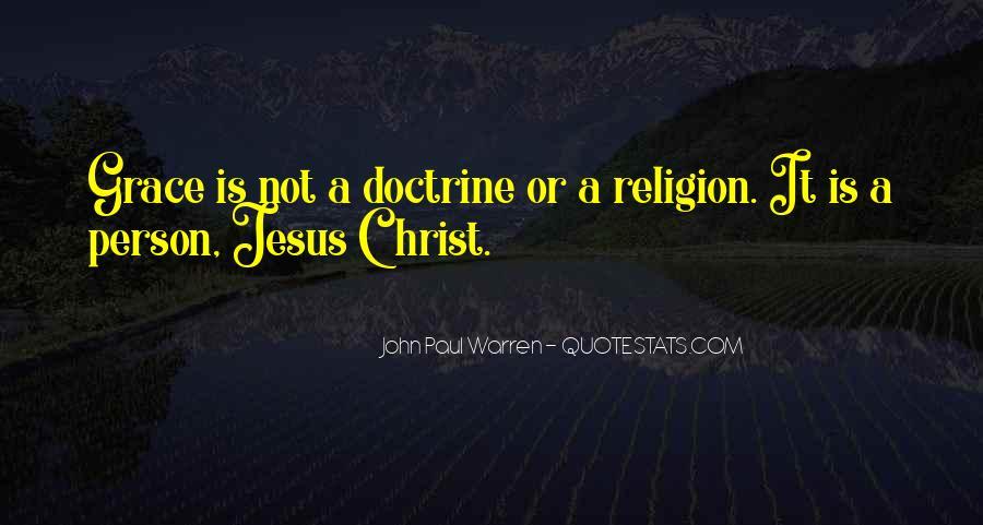 John Paul Warren Quotes #2186