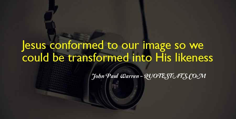 John Paul Warren Quotes #265474
