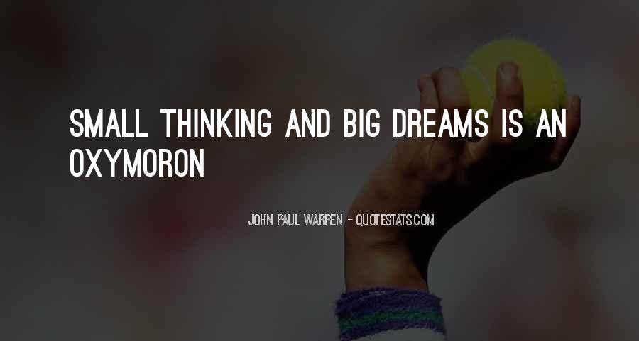 John Paul Warren Quotes #279449