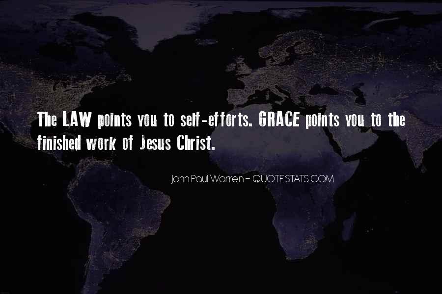 John Paul Warren Quotes #713309