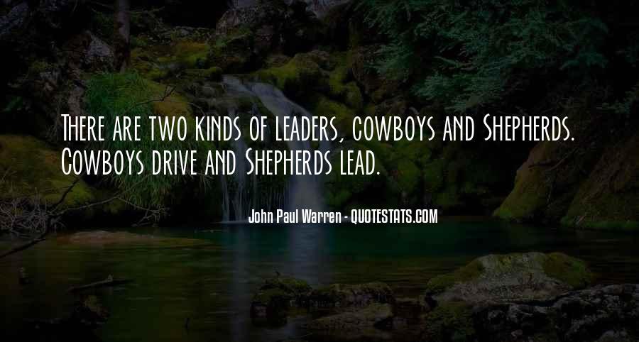 John Paul Warren Quotes #784381