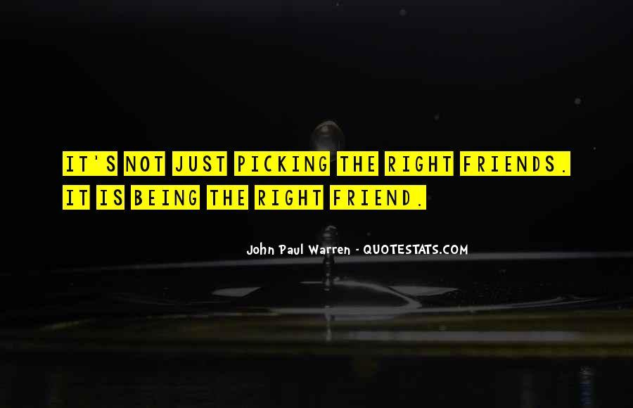 John Paul Warren Quotes #880828