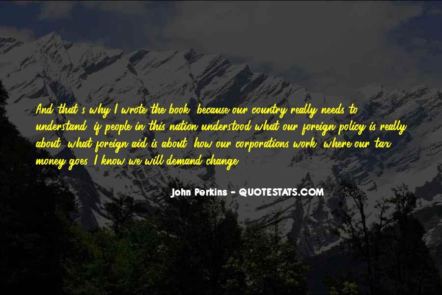 John Perkins Quotes #1759819