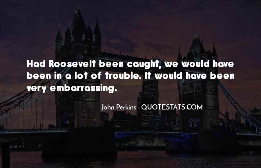 John Perkins Quotes #274728