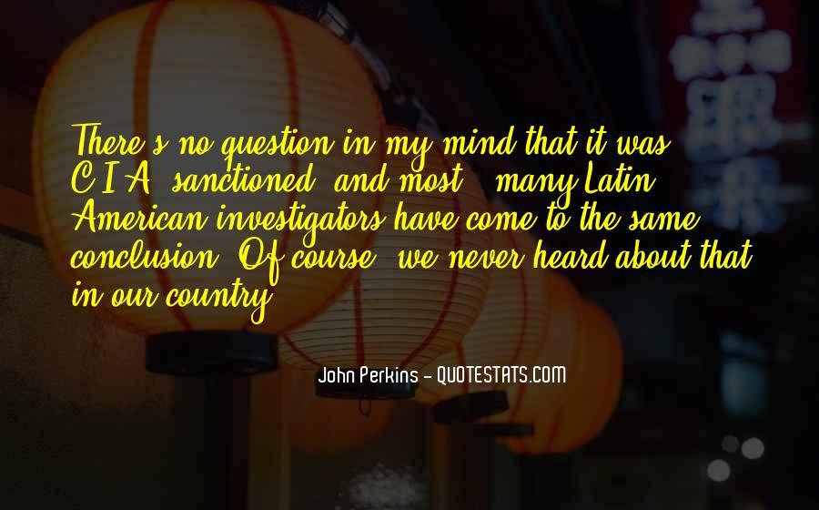 John Perkins Quotes #510681