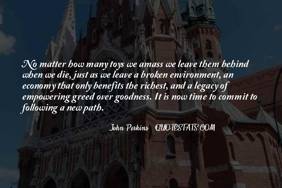John Perkins Quotes #926850