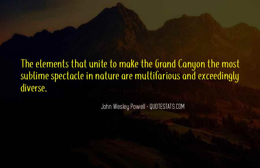 John Wesley Powell Quotes #335135