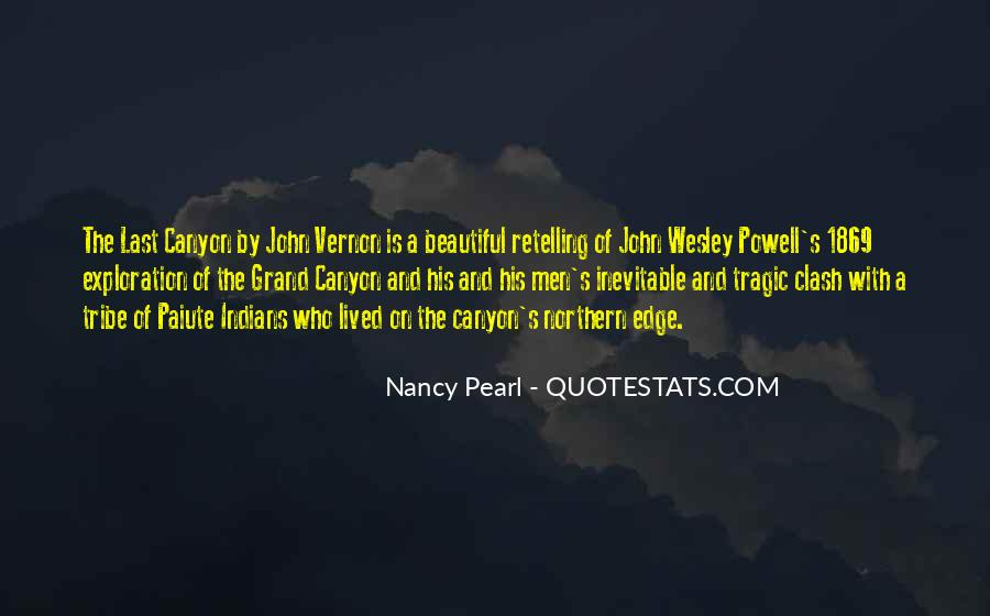 John Wesley Powell Quotes #349595