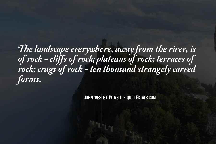 John Wesley Powell Quotes #582802
