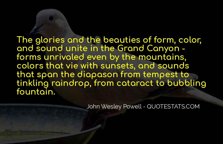 John Wesley Powell Quotes #63301