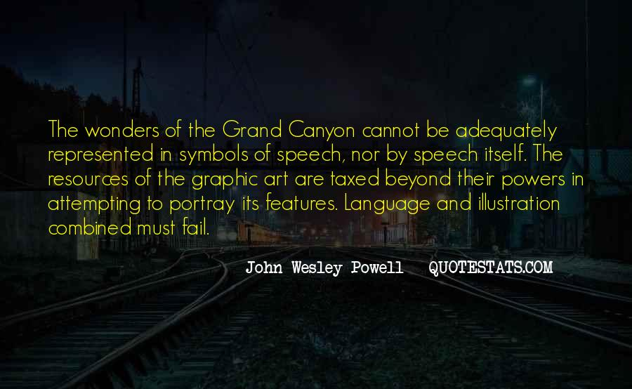 John Wesley Powell Quotes #916203