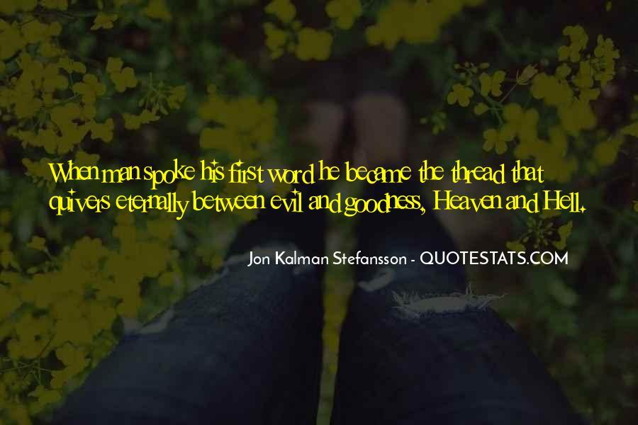 Jon Kalman Stefansson Quotes #1357818