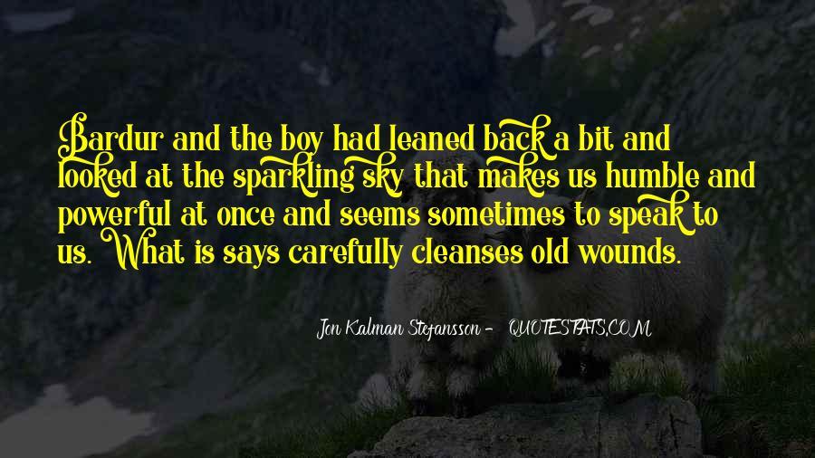 Jon Kalman Stefansson Quotes #353464