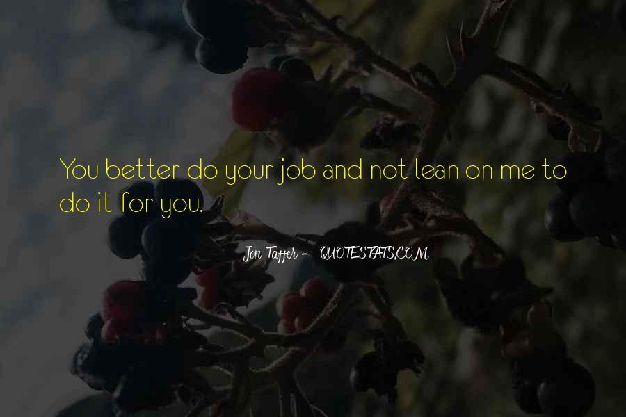 Jon Taffer Quotes #11538