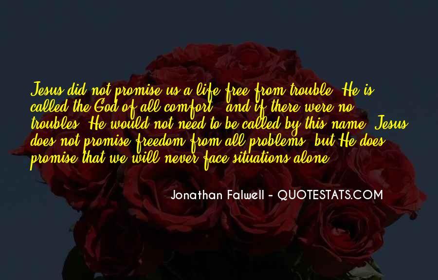 Jonathan Falwell Quotes #1441140