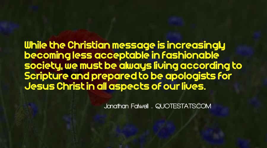Jonathan Falwell Quotes #61234