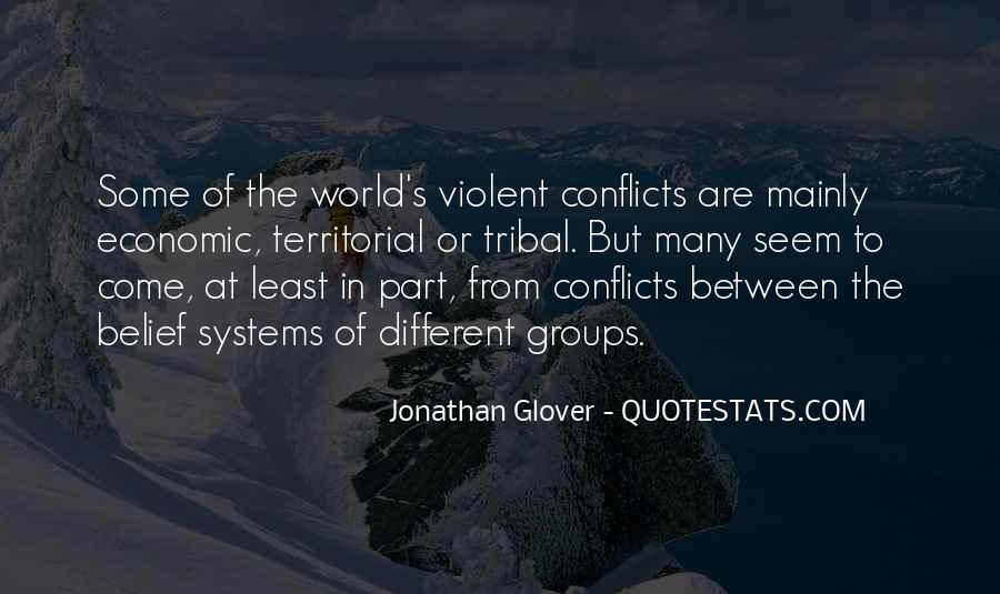 Jonathan Glover Quotes #1336503