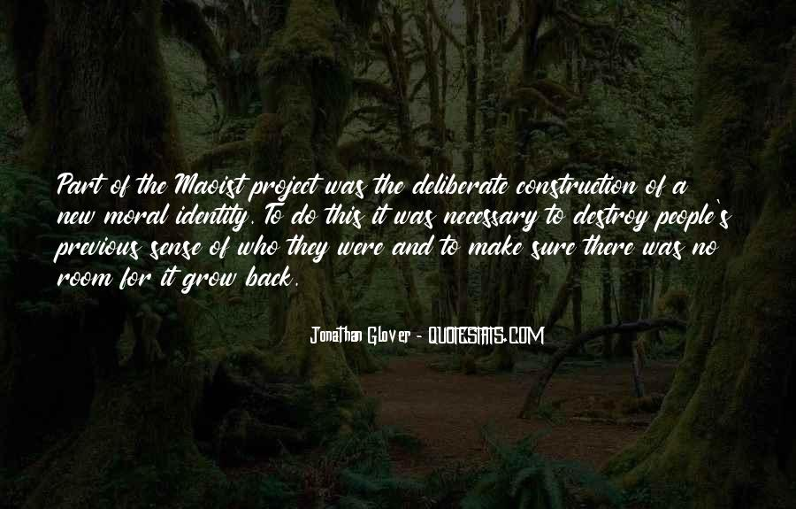 Jonathan Glover Quotes #925549