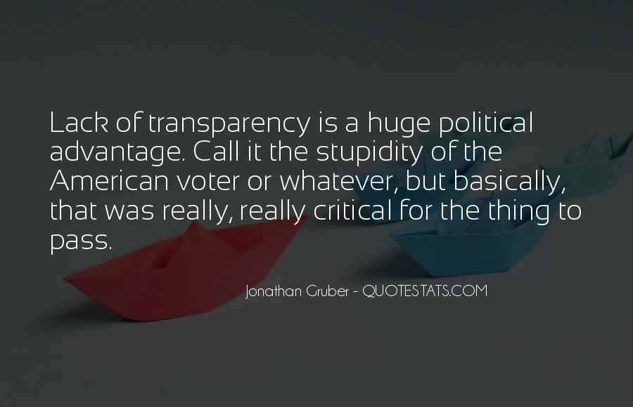 Jonathan Gruber Quotes #1685248