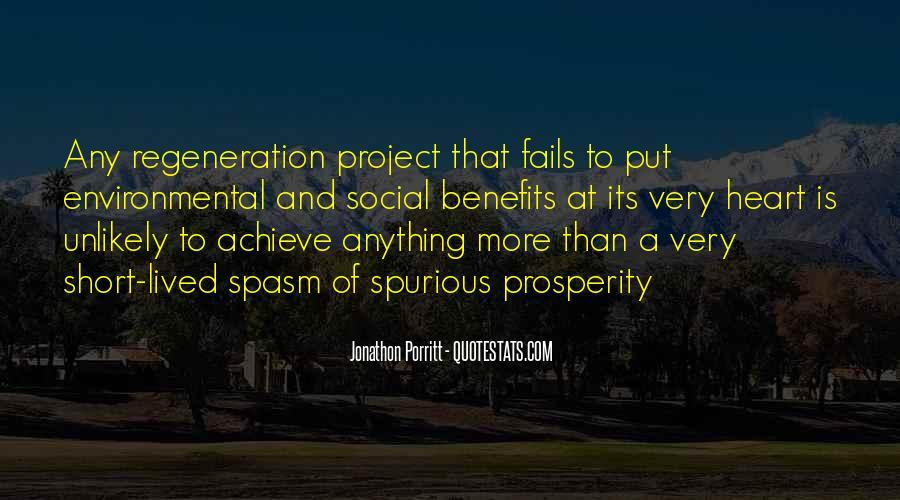 Jonathon Porritt Quotes #1420920