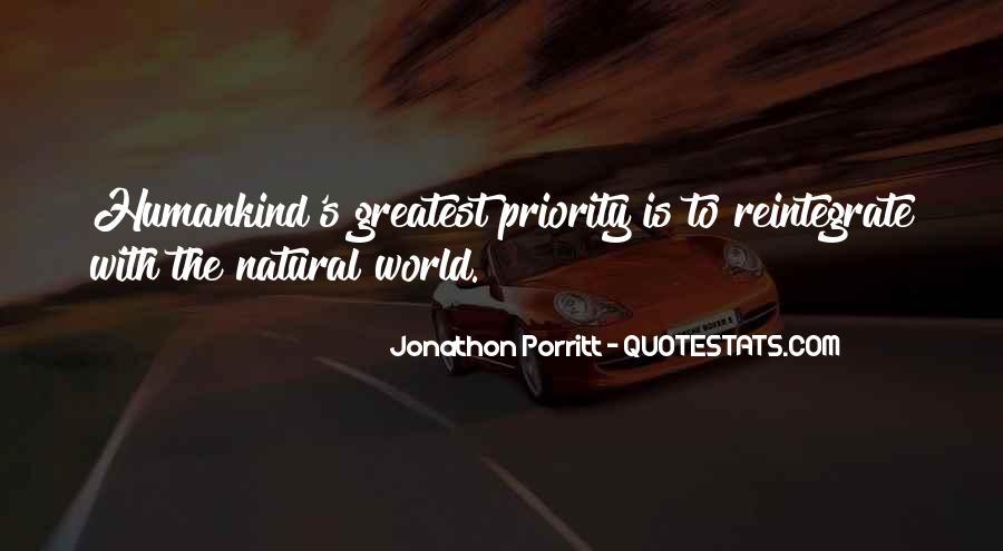 Jonathon Porritt Quotes #1633091
