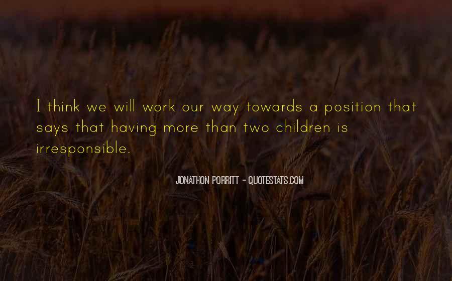 Jonathon Porritt Quotes #1775448