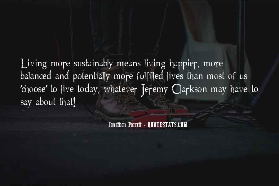 Jonathon Porritt Quotes #1829687