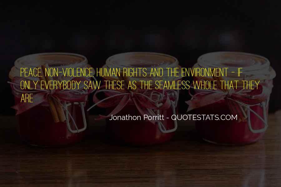 Jonathon Porritt Quotes #259198