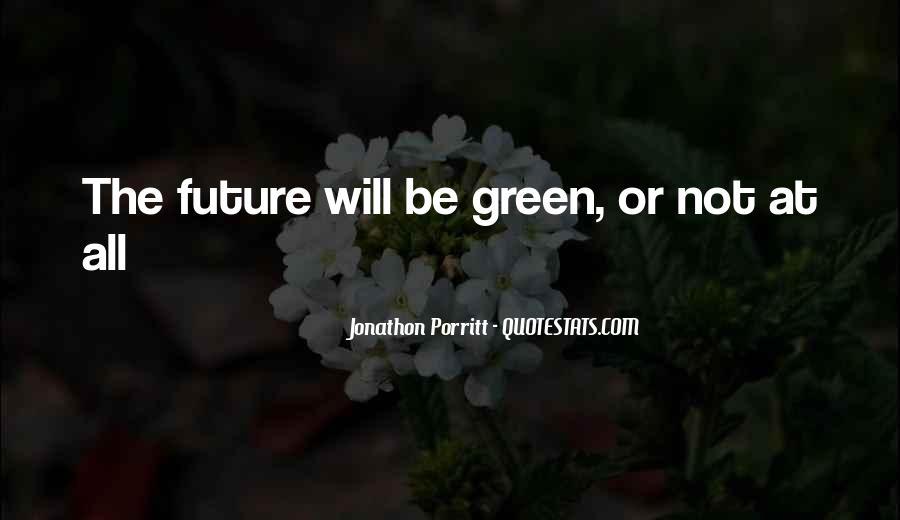 Jonathon Porritt Quotes #614753