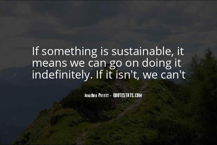 Jonathon Porritt Quotes #718979