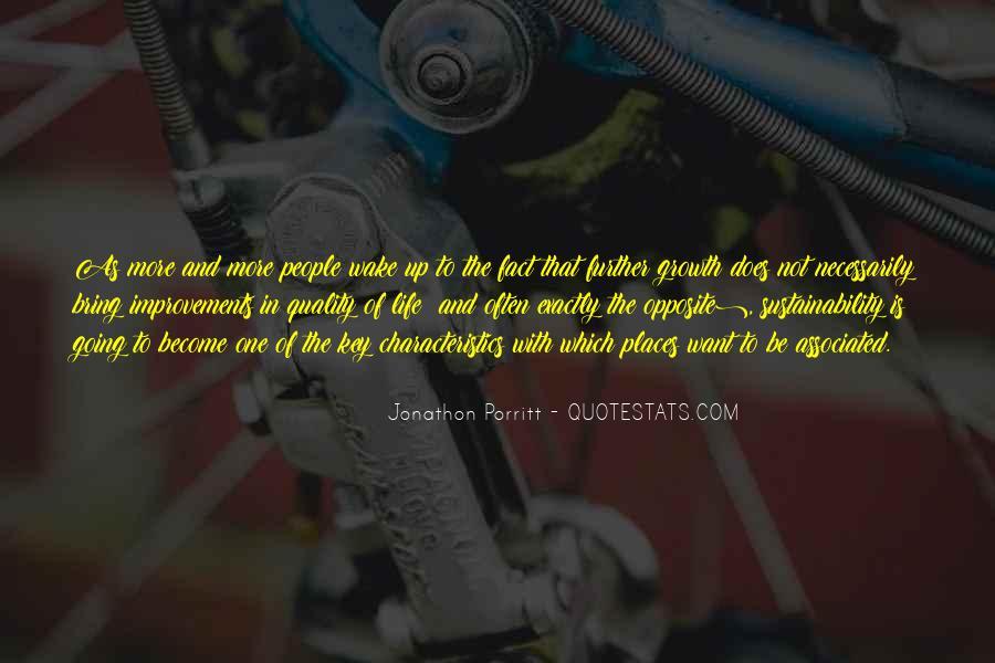 Jonathon Porritt Quotes #742878