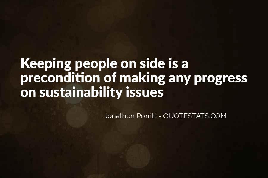 Jonathon Porritt Quotes #837673