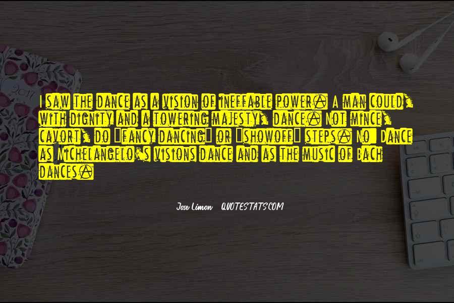 Jose Limon Quotes #1061019