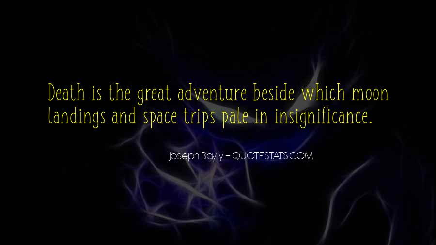 Joseph Bayly Quotes #1275240