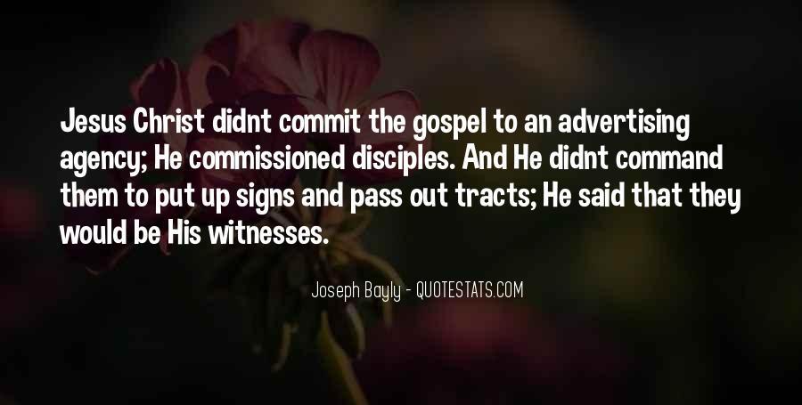 Joseph Bayly Quotes #344423