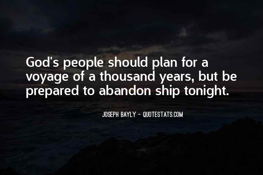 Joseph Bayly Quotes #901561