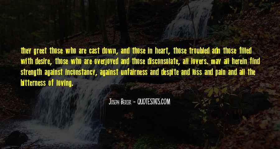 Joseph Bedier Quotes #611237