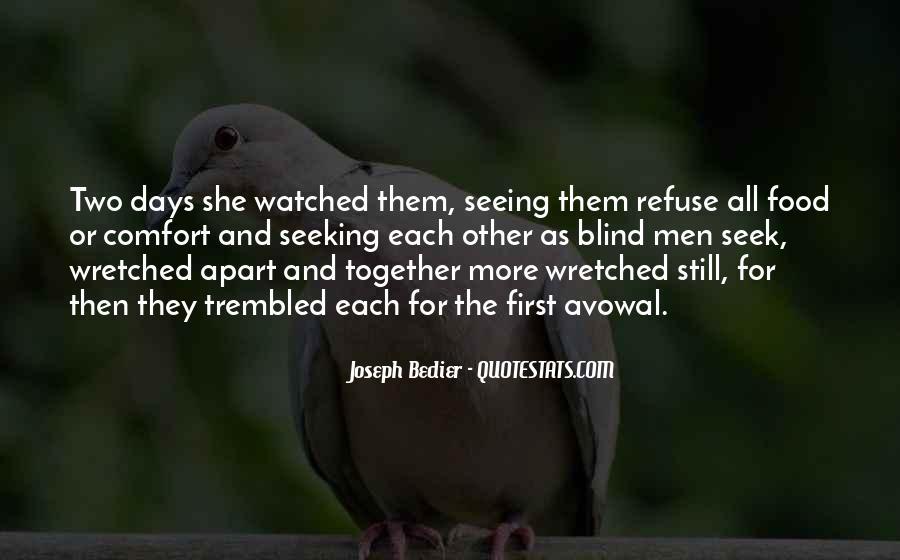 Joseph Bedier Quotes #787582
