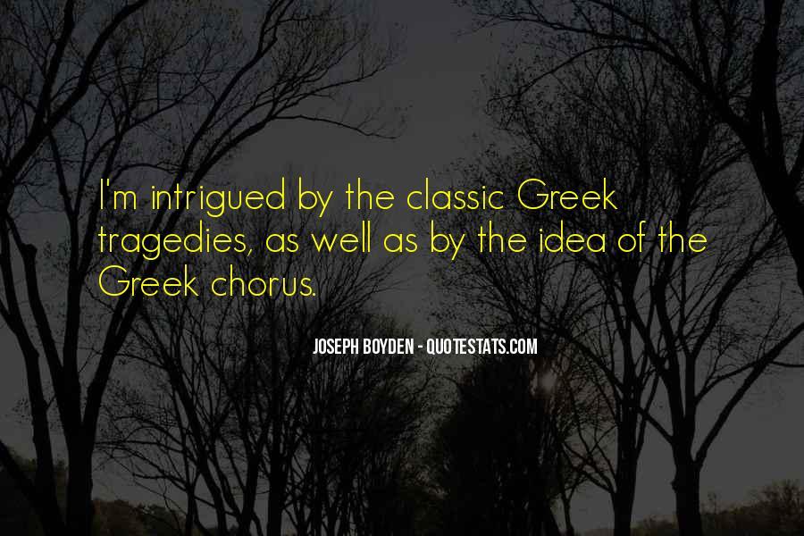 Joseph Boyden Quotes #1609624