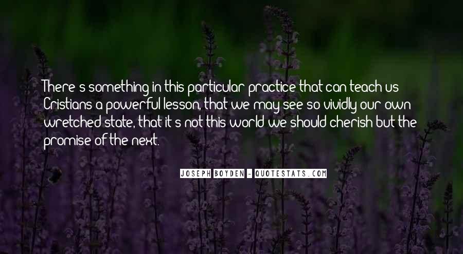 Joseph Boyden Quotes #1690641