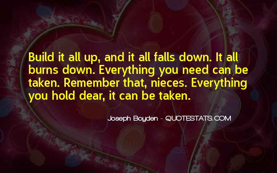Joseph Boyden Quotes #1856338
