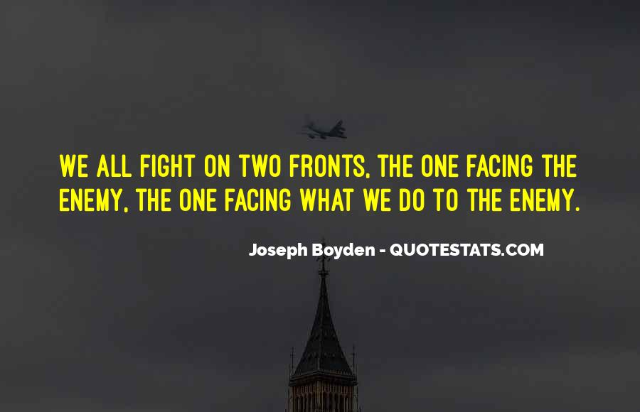 Joseph Boyden Quotes #433282