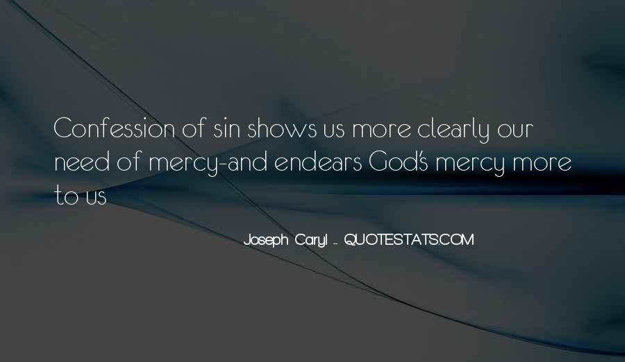 Joseph Caryl Quotes #216559