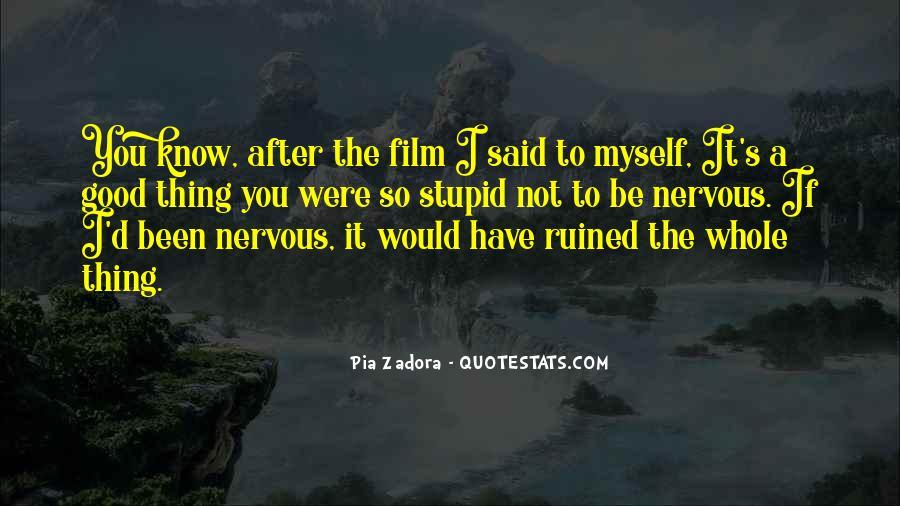 Quotes About Speranze #142630