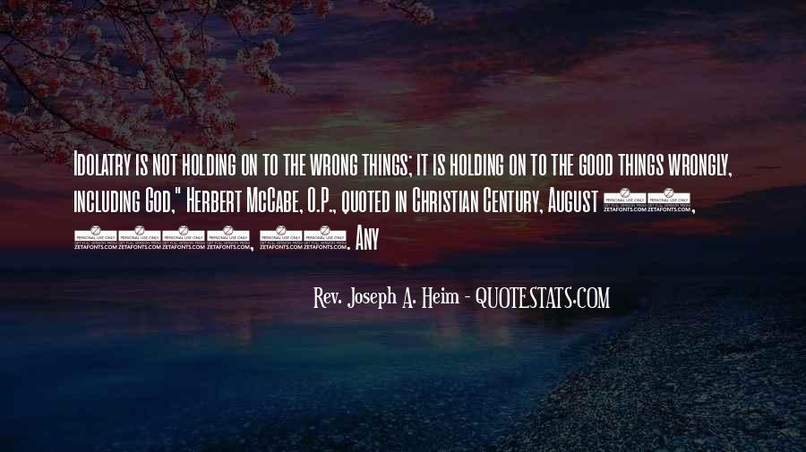 Joseph O'connor Quotes #1013659